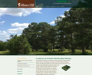 Alliance Hill RV Park (alliancehillrv.com)