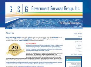 Government Services Group (weservegovernments.com)